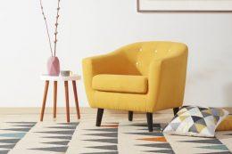 כורסא מעוצבת 446
